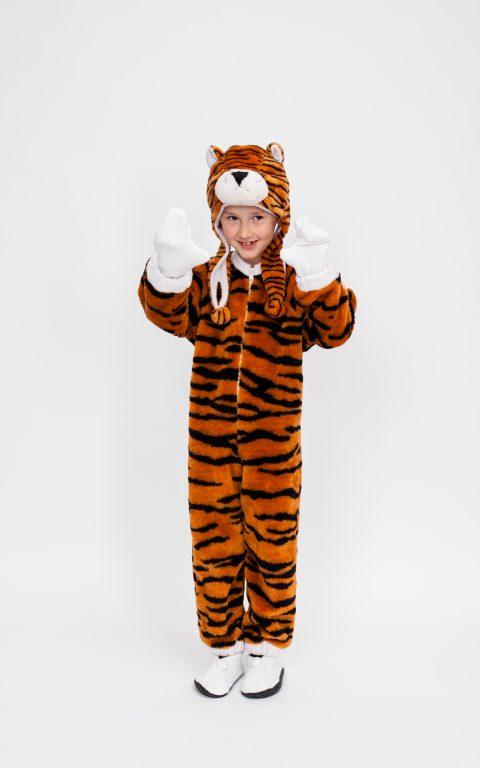 Karnavalinis kostiumas Tigras