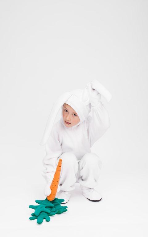 Karnavalinis kostiumas Zuikio