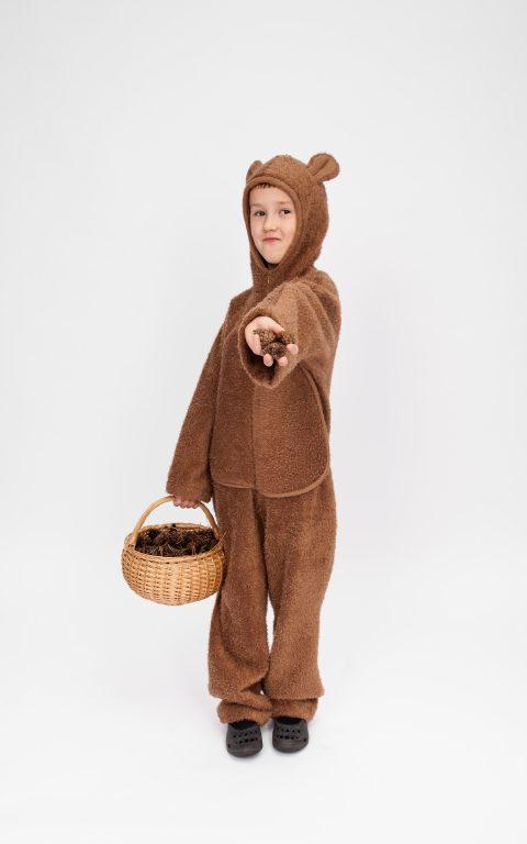 Karnavalinis kostiumas Meškiukas