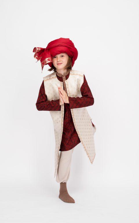 Karnavalinis kostiumas Persas Rytietiškas