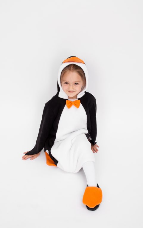 Karnavalinis kostiumas Pingvinas