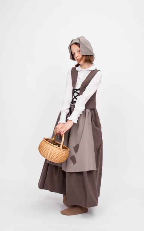 Karnavalinis kostiumas Pelenė