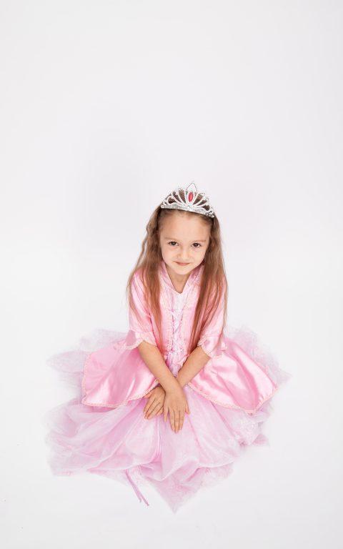 Karnavalinis kostiumas Princesė