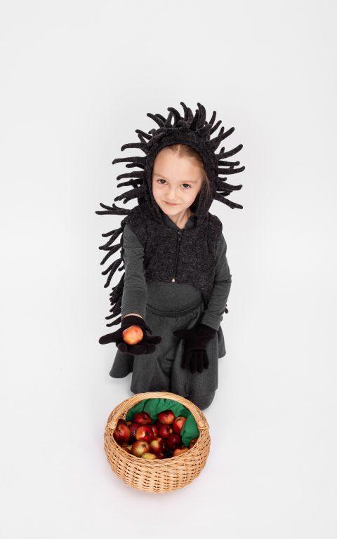 Karnavalinis kostiumas Ežiukas