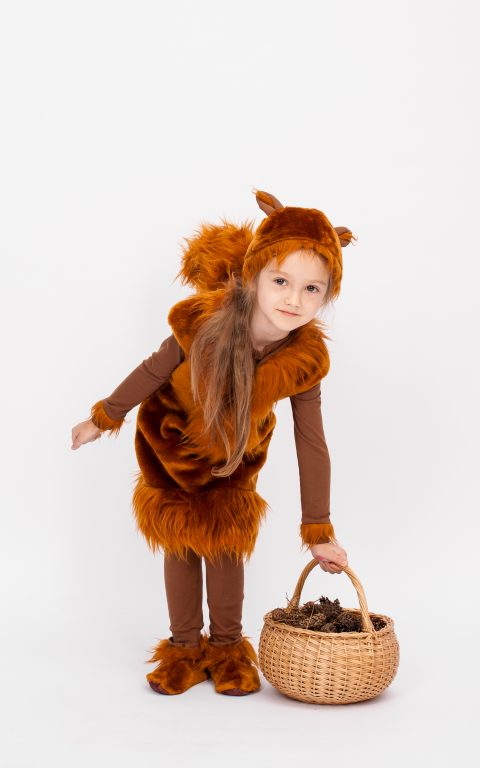 Karnavalinis kostiumas Voveraitė
