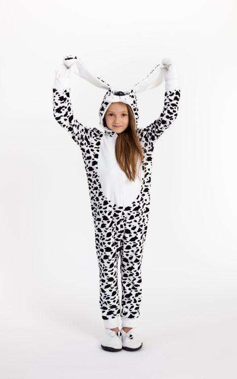 Dizlėja - karnavaliniai kostiumai vaikams. Šuniuko karnavalinis vaikiškas kostiumas